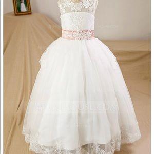 Beautiful Junior Bridesmaid Dress